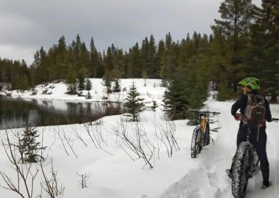 FAT BIKE TOURS AT SYNCLINE WINTER TRAILS