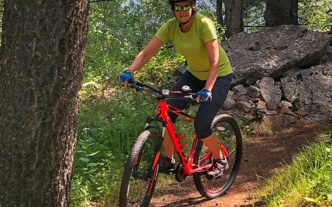 MTB 102 2 hr sessions, for beginners with some experience on the bike